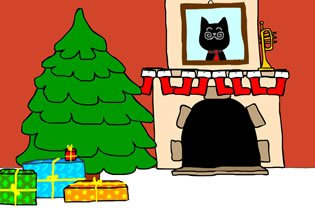 Christmas Cat Game Online