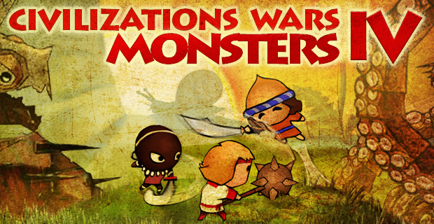 Civilizations Wars 4: Monsters - on Armor Games