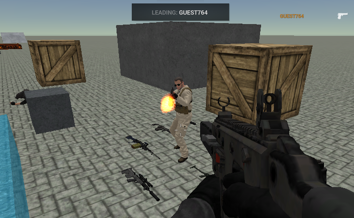 Combat 5 (Combat Online)