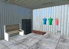 Container Flat Escape 6