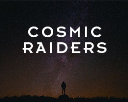 Cosmic Raiders Alpha