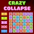 Crazy Collapse - Free Match 3 Bubble Shooter Games