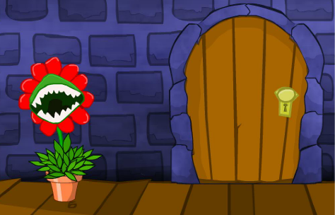 Creepy Room Escape