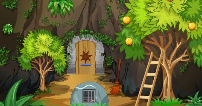 Cross The Cave Escape