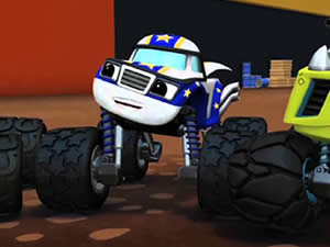 Darington Monster Truck