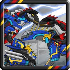 Dino Robot Amarga Allo