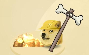 Doge Miner 2 (Clicker Game)