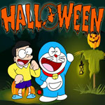 Doraemon Halloween