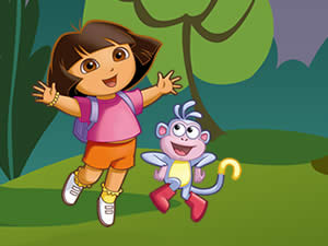 Dora the Explorer - Find the Differences