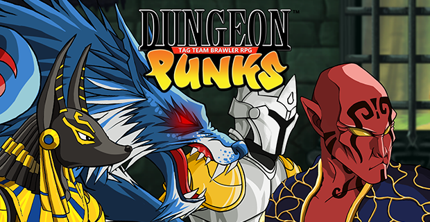 Dungeon Punks - on Armor Games