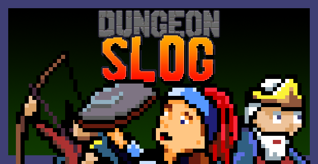 Dungeon Slog - on Armor Games