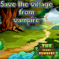 Ena Save The Village From Vampire