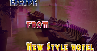 Escape from New Style hotel
