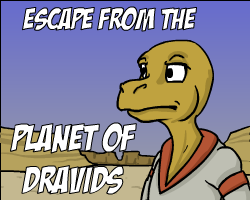 Escape from the Planet of the Dravids