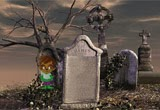 Escape Game: Halloween Cemetery Escape