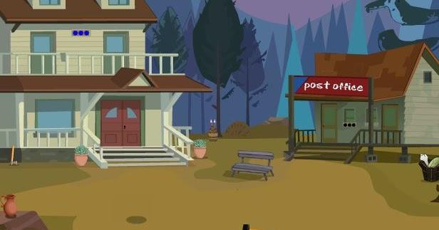 Escape The Postman