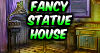 Fancy Statue House Escape