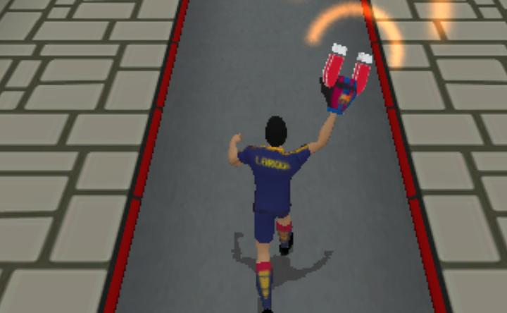 FC Barcelona Running