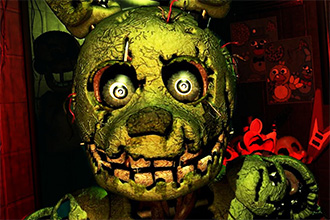 Five Nights at Freddys 3 Game Online