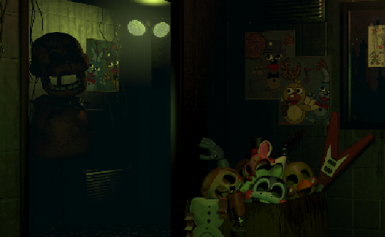 Five Nights at Freddys 3 Game