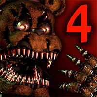 Five Nights at Freddy\'s 4