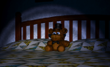 Five Nights at Freddys Four