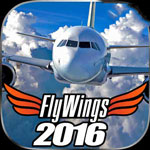 Flight Simulator - FlyWings 2016