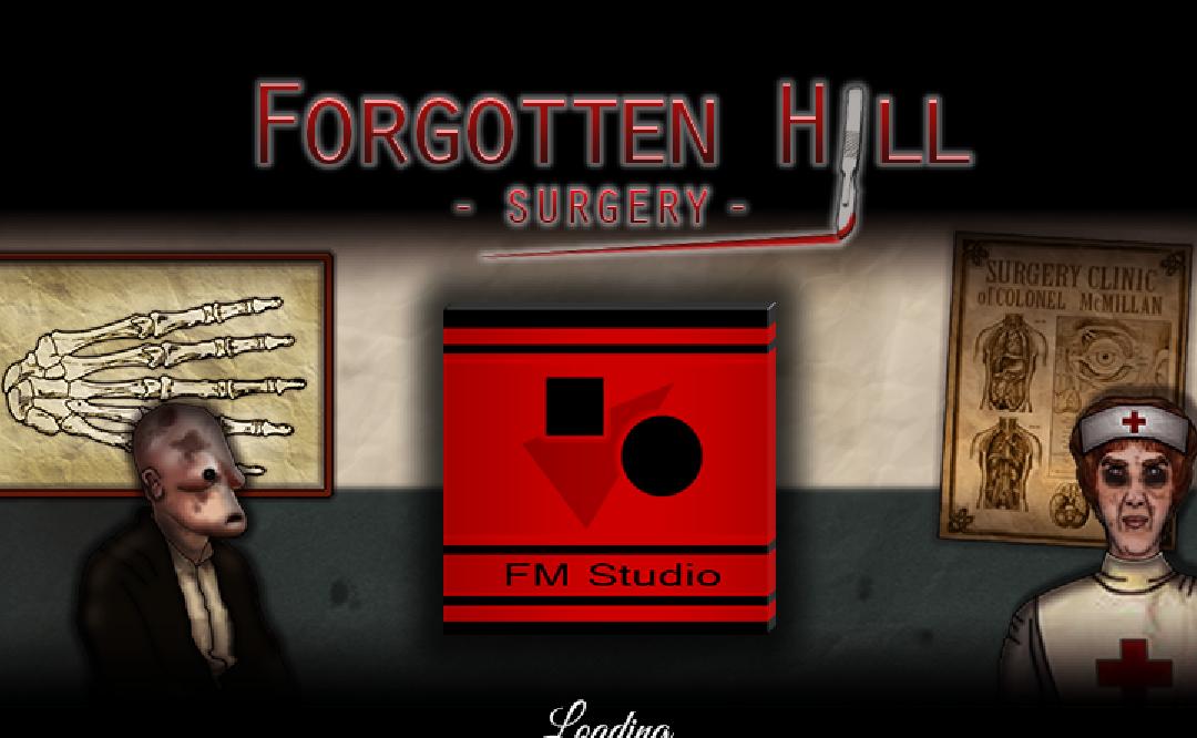 Forgotten Hill: Surgery
