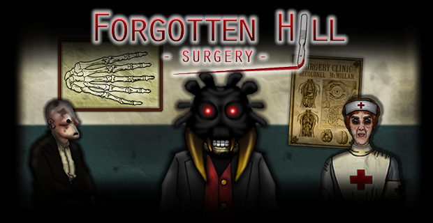 Forgotten Hill: Surgery - on Armor Games
