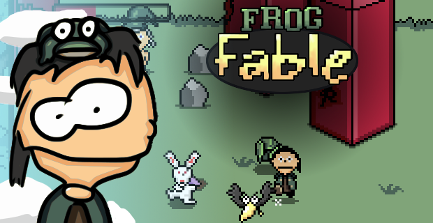 Frog Fable - on Armor Games