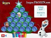 Frozen Christmas Memory