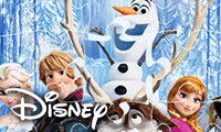 Frozen Elsa: Jigsaw Puzzle