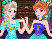 Frozen Royal Prom