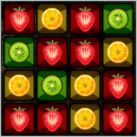 Fruits Slices Match - Free Match 3 Bubble Shooter Games