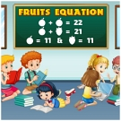 Fruits Equations - Net Freedom Games