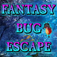 Games2Rule Fantasy Bug Escape - Escape Games