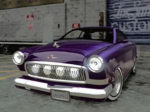 GAZ Cabriolet Jigsaw