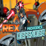 Generator Rex : Providence Defender