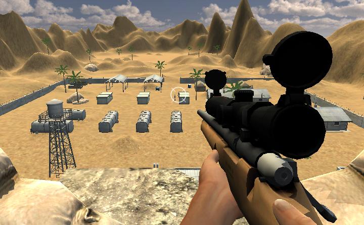Ghost Sniper Online
