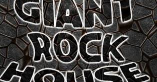 Giant Rock House Escape