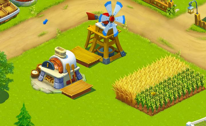 Golden Acres (Farming Game)