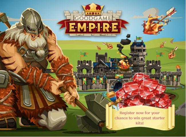 Goodgame Empire Unblocked