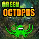 Green Octopus Escape