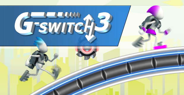 G-Switch 3 - on Armor Games