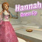 Hannah Dressup 3D