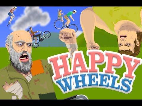 Happy Wheels Unblocked Full Version
