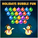 Holidays Bubble Fun - Net Freedom Games