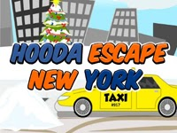 Hooda Escape: New York