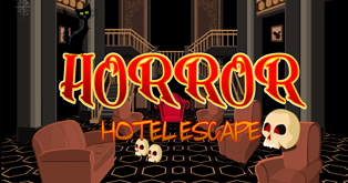 Horror Hotel Escape