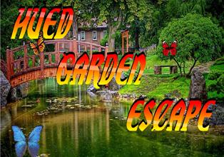 Hued Garden Escape